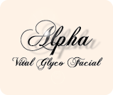 Alpha Vital Glyco Facial